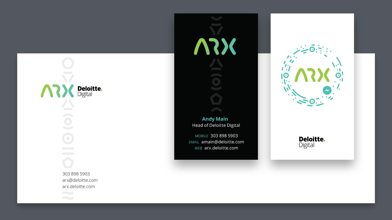 ARX Stationery